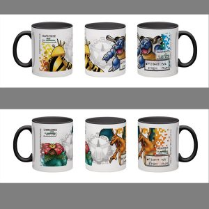 Cups limited editions of 20 by Holly