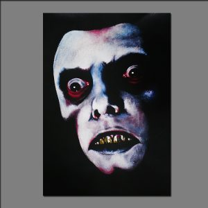 Print Pazuzu limited editions of 20 by Holly